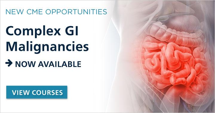 Complex GI Malignancies
