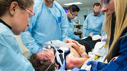 Module 1: Initial Stabilization and Transfer of Pediatric Trauma