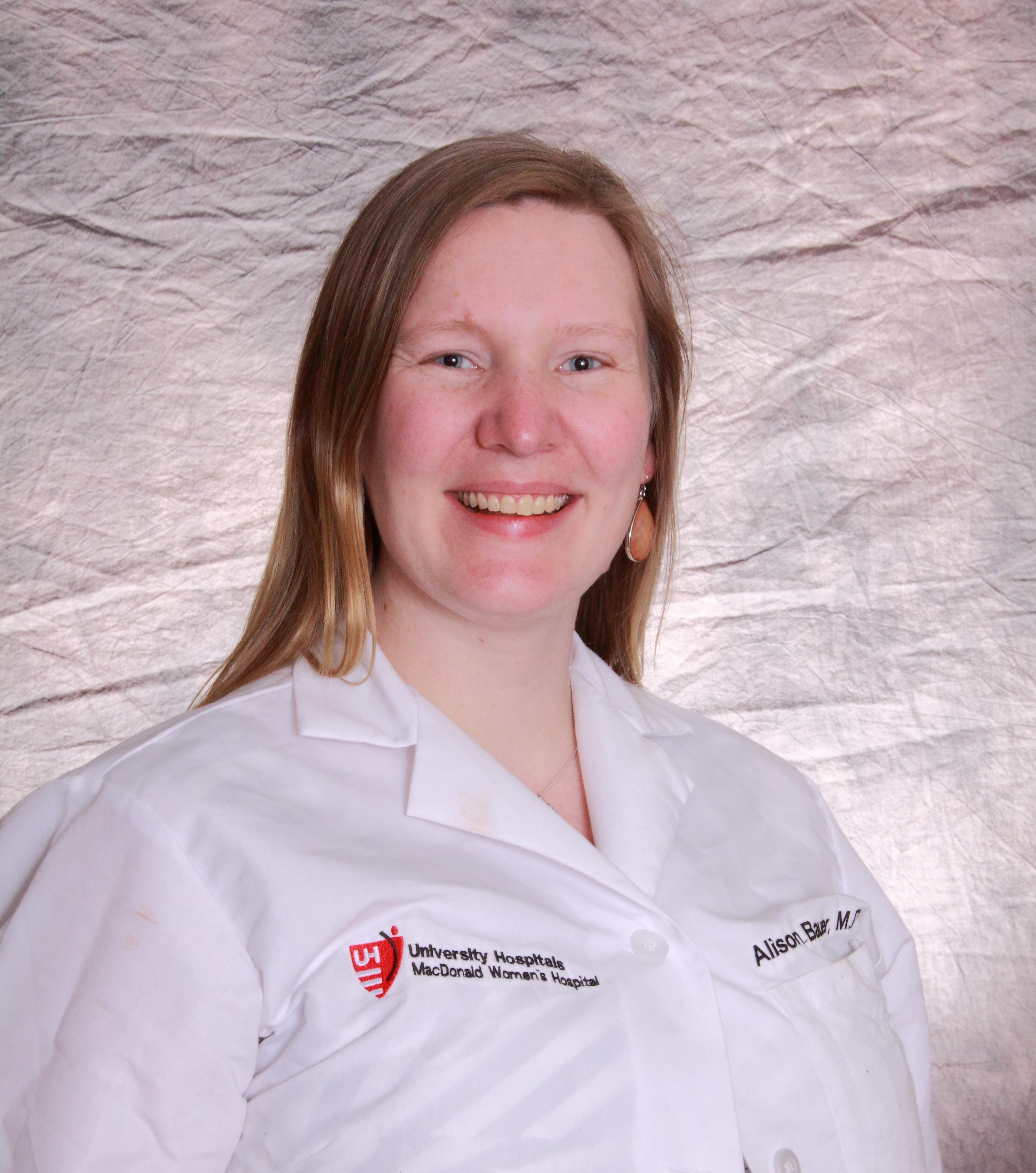 Alison Bauer, MD