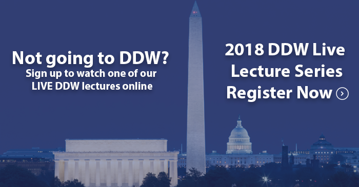 2018 DDW Live Lecture Series
