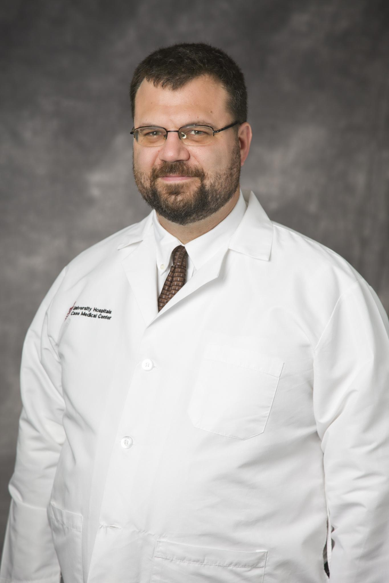 David Hackney, MD
