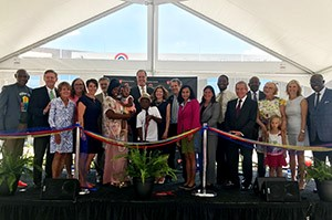 UH Center for Women & Children Ribbon Cutting