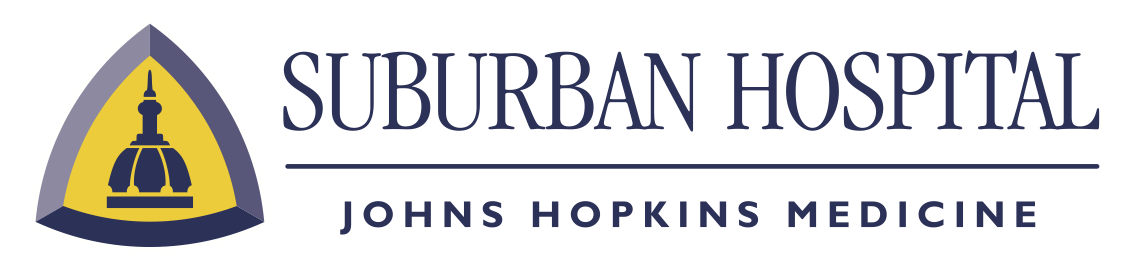 Suburban Hospital logo