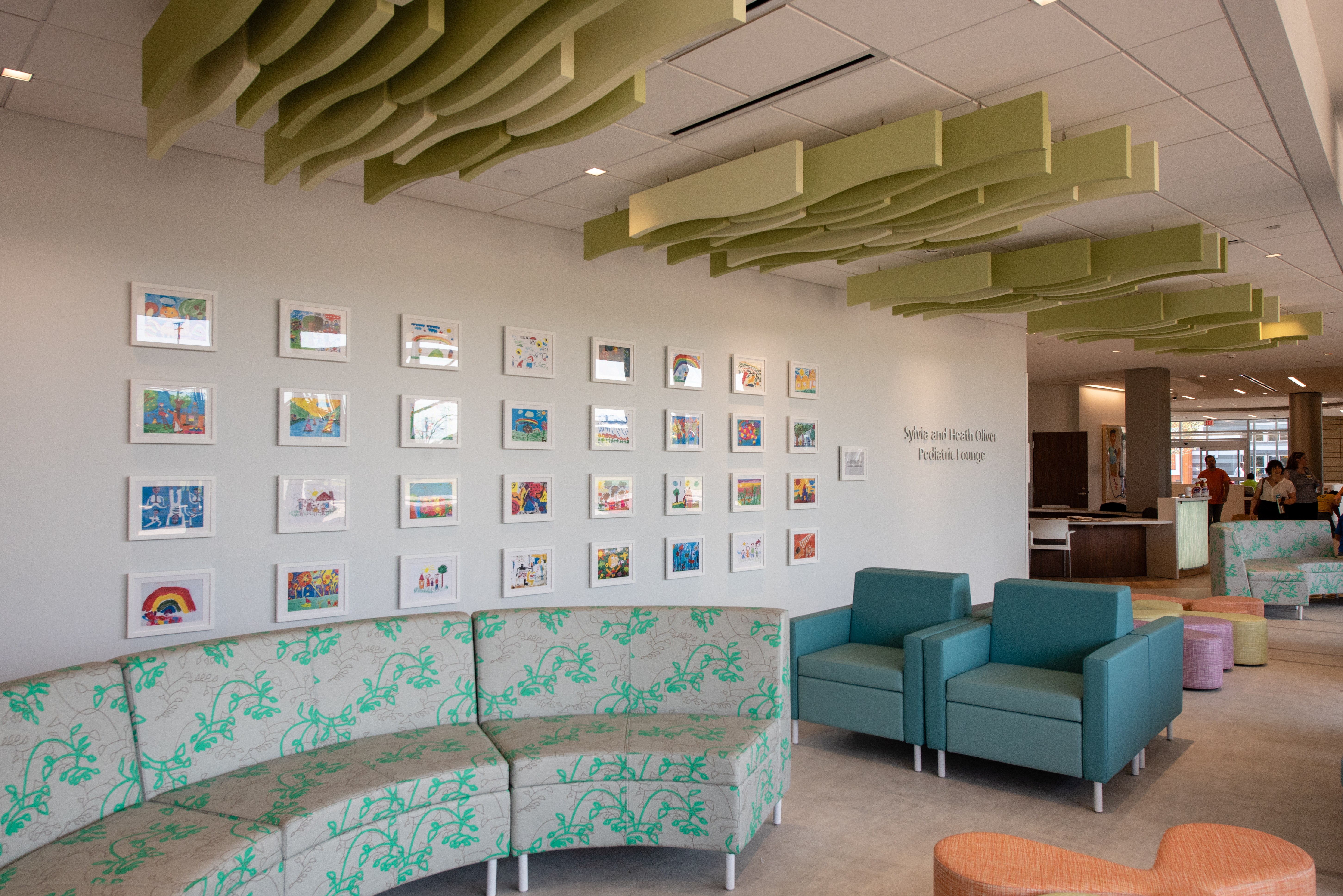 UH Rainbow Center interior