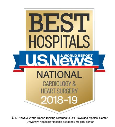 US News Best Hospitals Cardiology