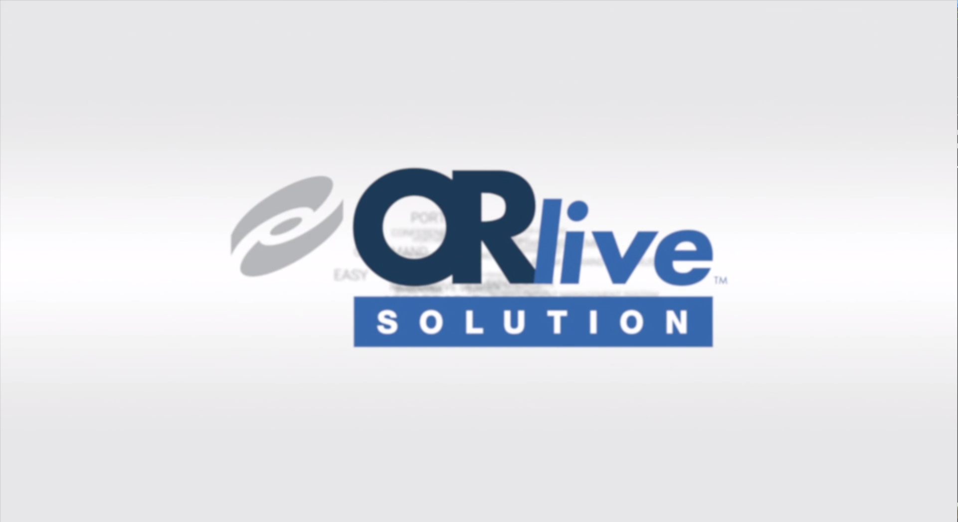 ORLive Solution by BroadcastMed