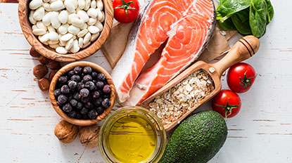 FOOD: The Main Course to Digestive Health