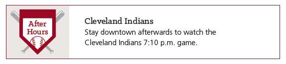 Cleveland Indians Gam