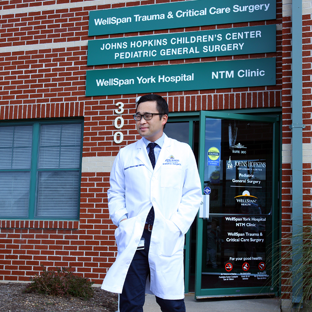 Taking Surgery to the Patient - Johns Hopkins Medicine
